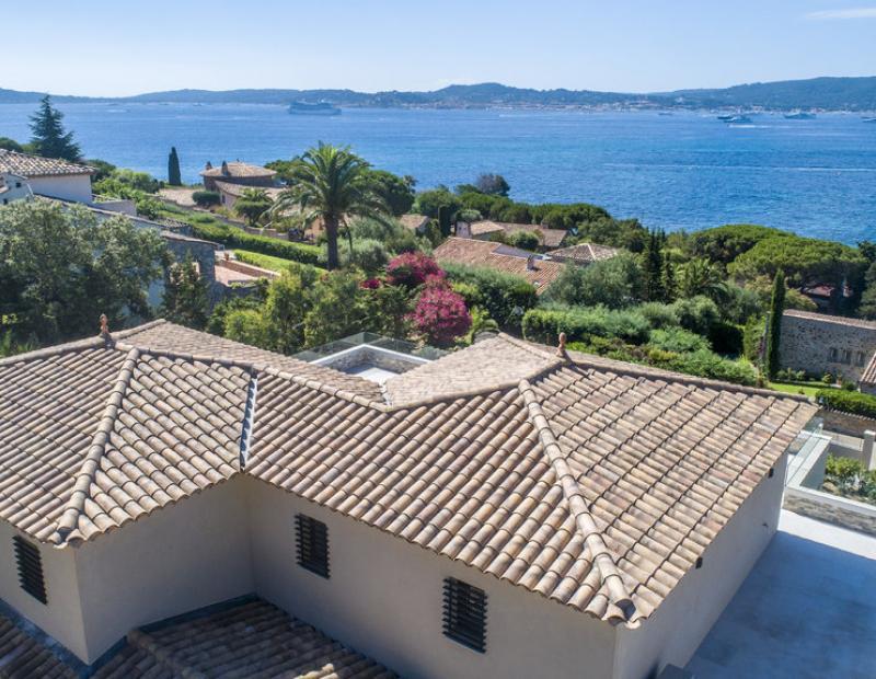 Superbe vue mer pour cette villa de 320 m² - Image 3