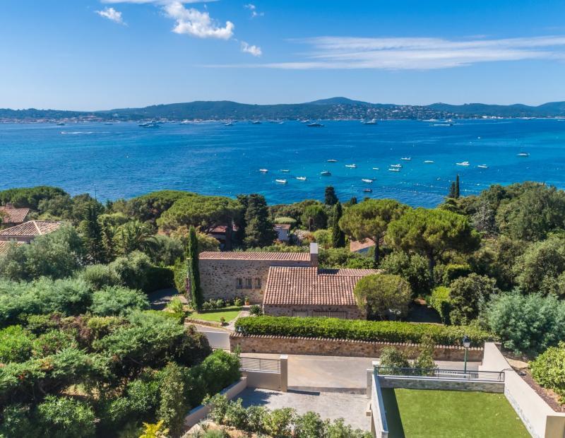 Sainte Maxime, villa superbe vue - Image 3