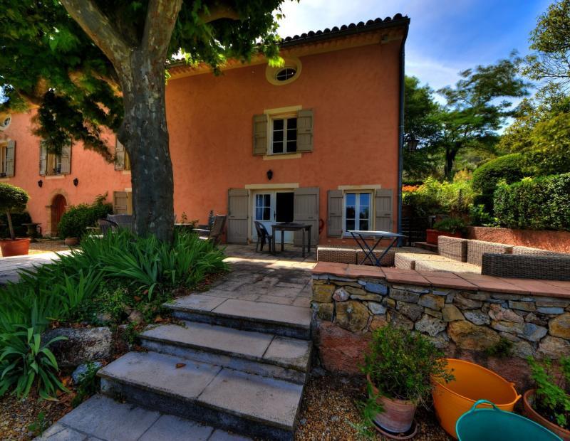 COTIGNAC for sale Superb property sets on 3 ha on land with olive trees - Image 3