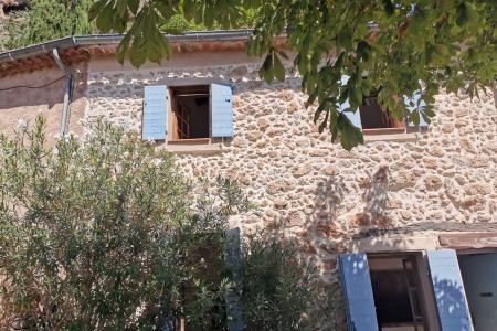 COTIGNAC maison de village troglodythe - Image 2