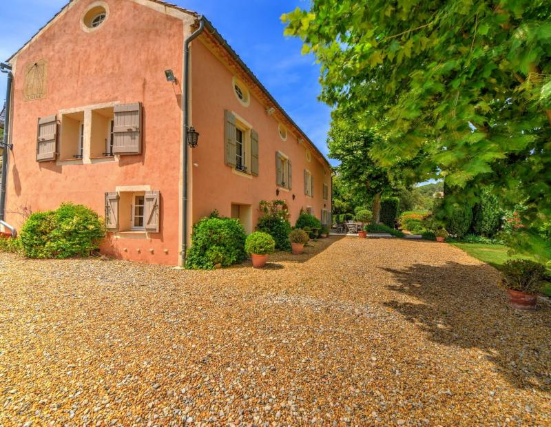 COTIGNAC for sale Superb property sets on 3 ha on land with olive trees - Image 2