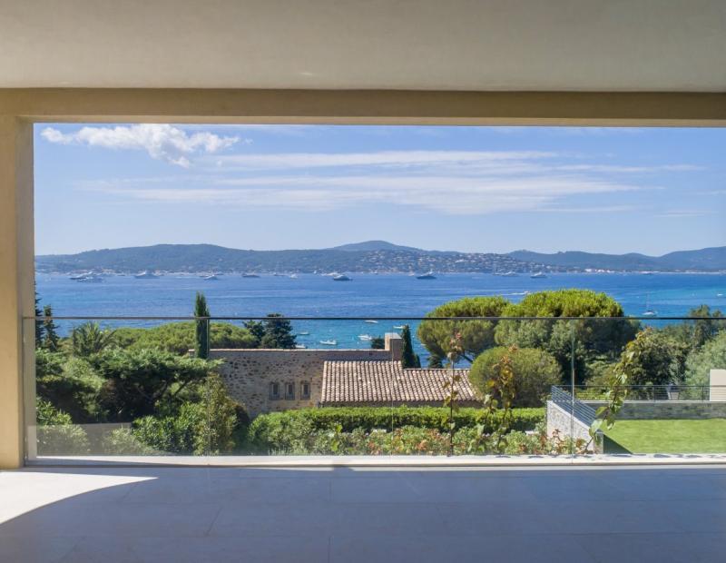 Sainte Maxime, villa superbe vue - Image 2
