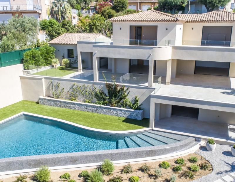 Sainte Maxime, villa superbe vue